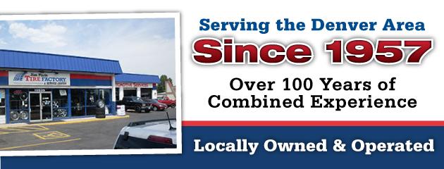 Serving the Denver Area Since 1957