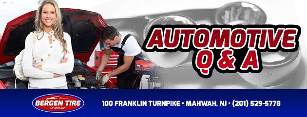 Check out our Automotive Q & A
