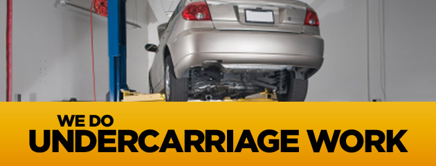 We Do Undercarriage