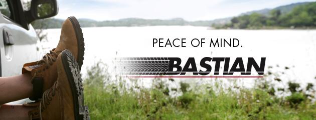 Bastian - Piece of Mind