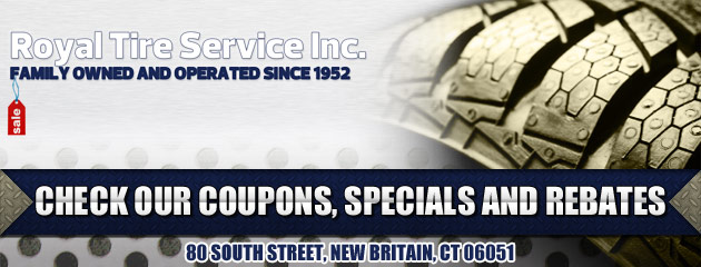 Royal Tire Service Inc Savings