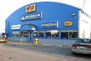 Ottawa South Frisby Tire & Truck Centre