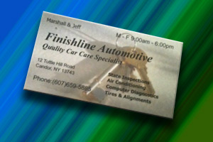 FinishLine Auto