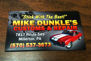 Mike Dunkle's Customs & Repair