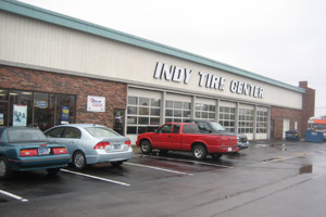 Indy Tire - Castleton