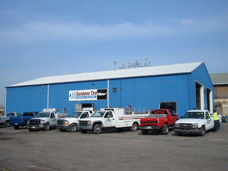 Sandone Tire Commercial Service Center