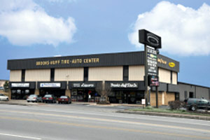 Brooks-Huff Tire & Auto Centers - Hunt Valley