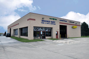 Brooks-Huff Tire & Auto Centers - Shrewsbury