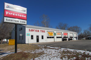 Sawyer Tire