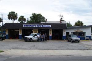 Boulevard Tire Center Bunnell