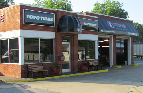 Thomas Tire & Automotive #2