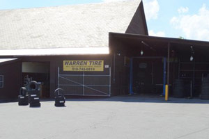 Warren Tire Inc. Barn