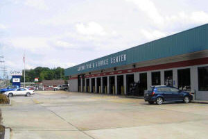 Gateway Tire & Service Center - Manchester
