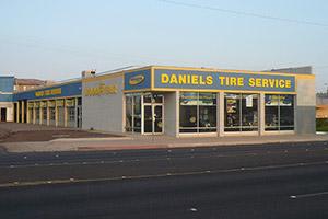 Daniels Tire Service