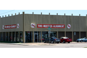 Tire Muffler Alignment - Sioux Falls South