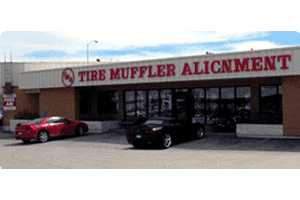 Tire Muffler Alignment - East